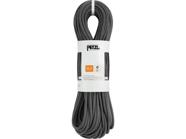 Petzl Volta Köysi 9,2 mm x 70 m, grey